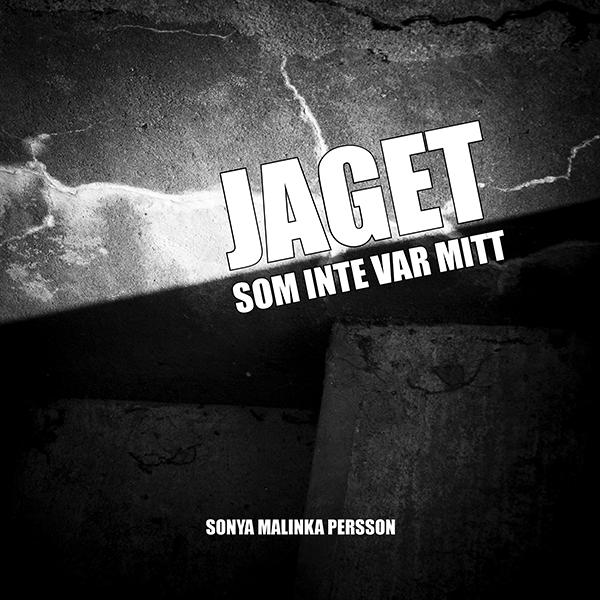 Framsidan till boken Jaget som inte var mitt | släpps i augusti 2019